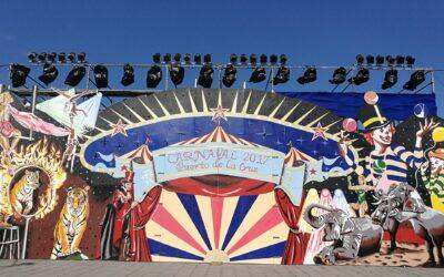 El Puerto de la Cruz elige Reina Adulta del Carnaval Internacional