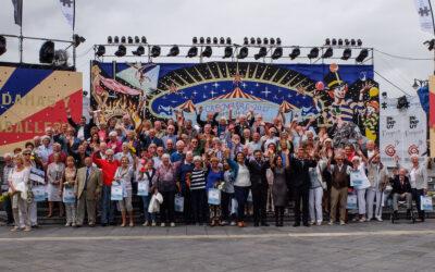 EL CIT condecora a los turístas más asiduos al Puerto de la Cruz