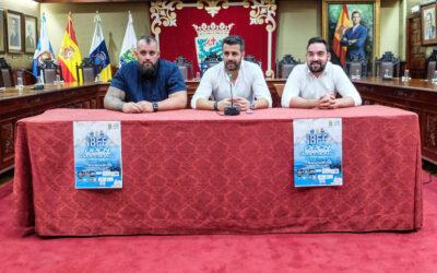 Fitness y Culturismo se darán cita este sábado en Puerto de la Cruz