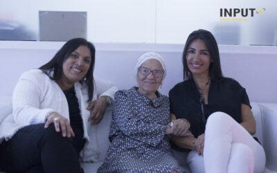 Baba Lena visita por primera vez España para recuperar su sonrisa en Tenerife