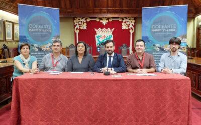"""Puerto de la Cruz acoge el  festival internacional de coros """"Corearte 2017"""""""