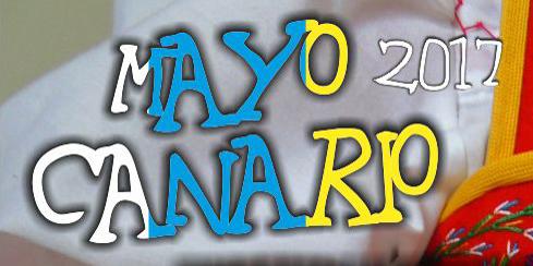 Mayo Canario- del 8 al 30 de mayo