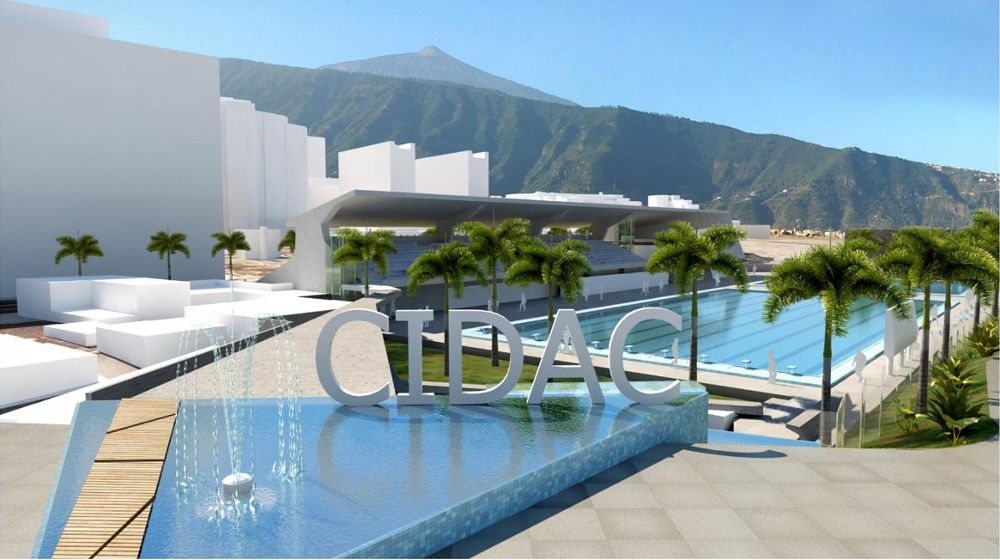 El ayuntamiento portuense solicita a costas la concesi n for Piscina municipal puerto de la cruz