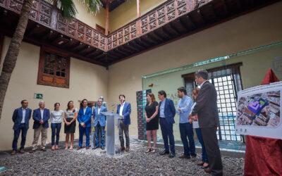El Consorcio inicia el lunes las obras de la primera fase del Parque San Francisco del Puerto de la Cruz