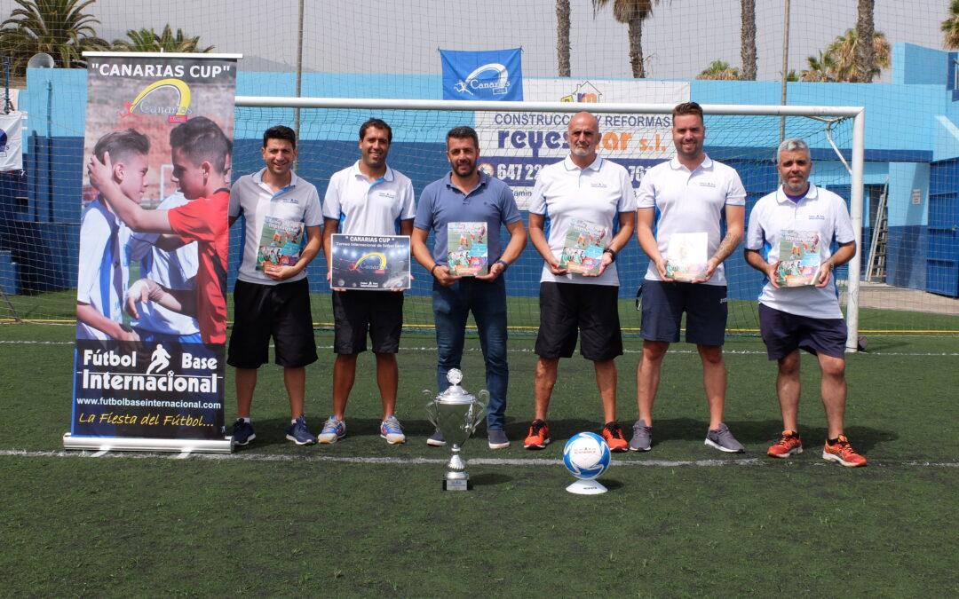 Puerto de la Cruz acoge el Torneo de Fútbol Base Internacional Canarias Cup