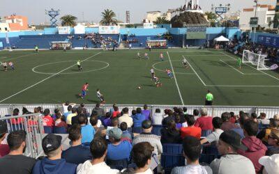 Las Fiestas de Julio se visten de deporte en Puerto de la Cruz