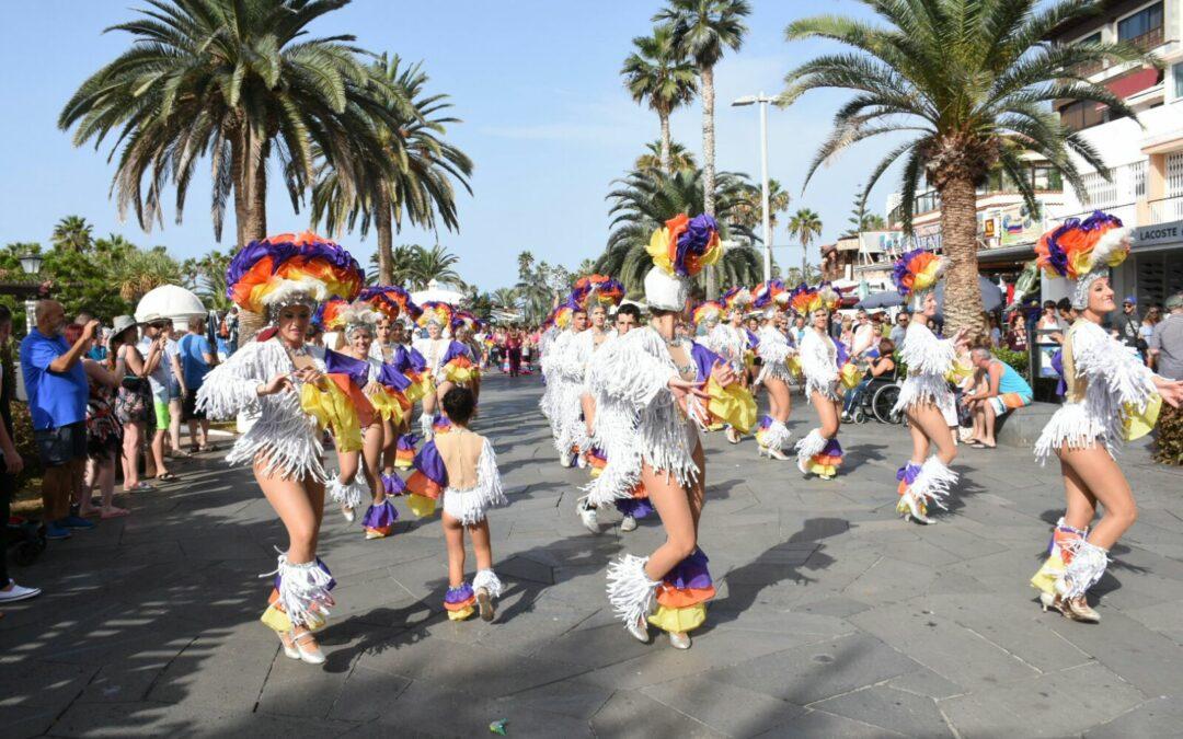 El Carnaval de Verano se consolida en el Puerto de la Cruz