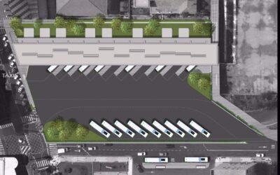 El Ayuntamiento logra que Fomento ceda la última parcela que permite la construcción de la Estación de Guaguas