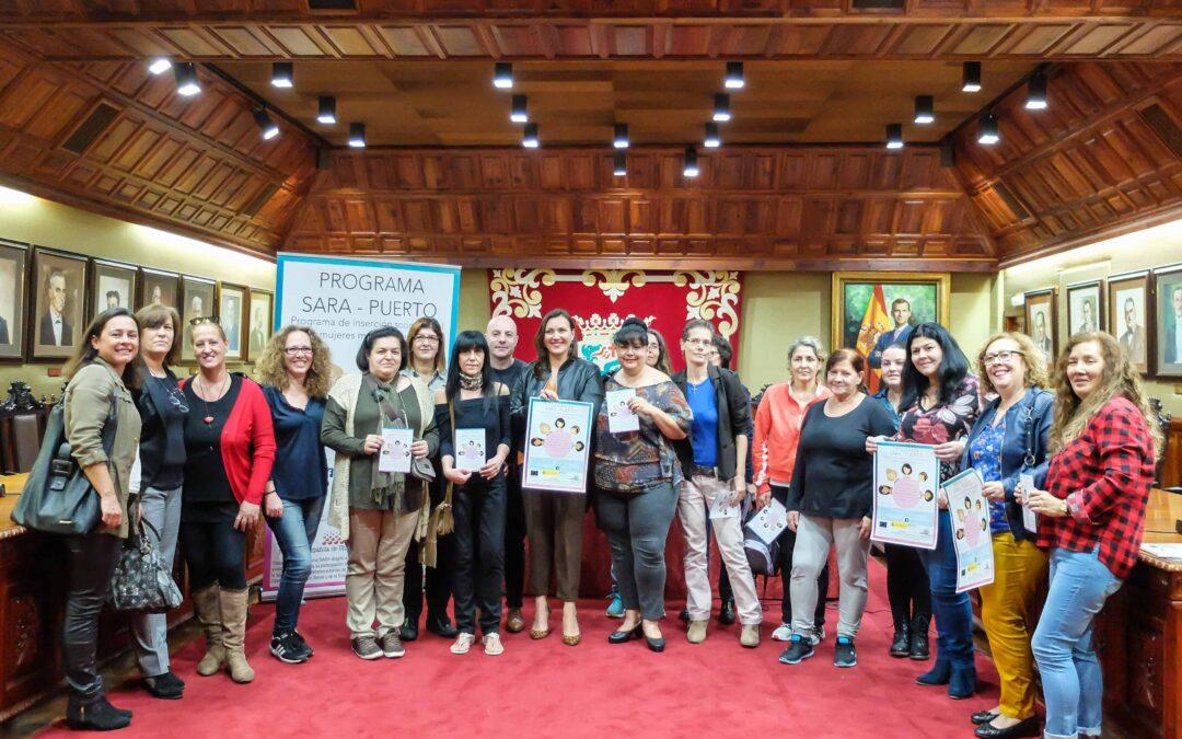 El Proyecto Sara inserta laboralmente a un tercio de las mujeres que han participado en el programa