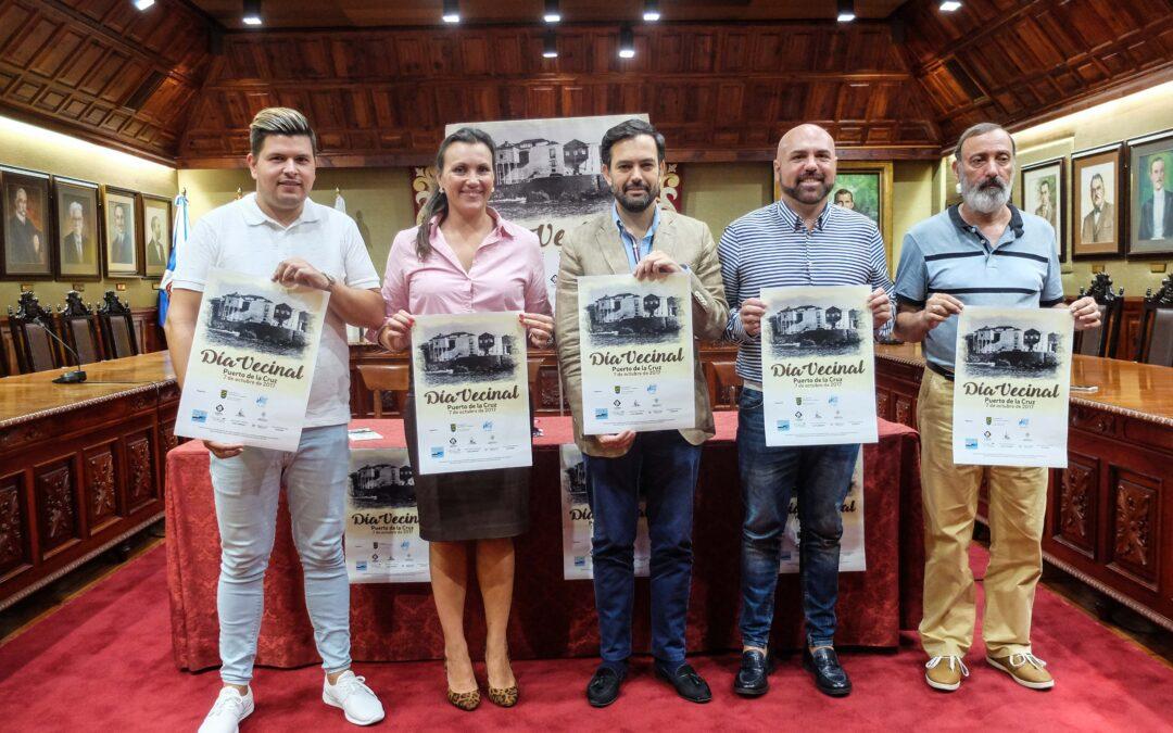 Puerto de la Cruz celebra el Día Vecinal
