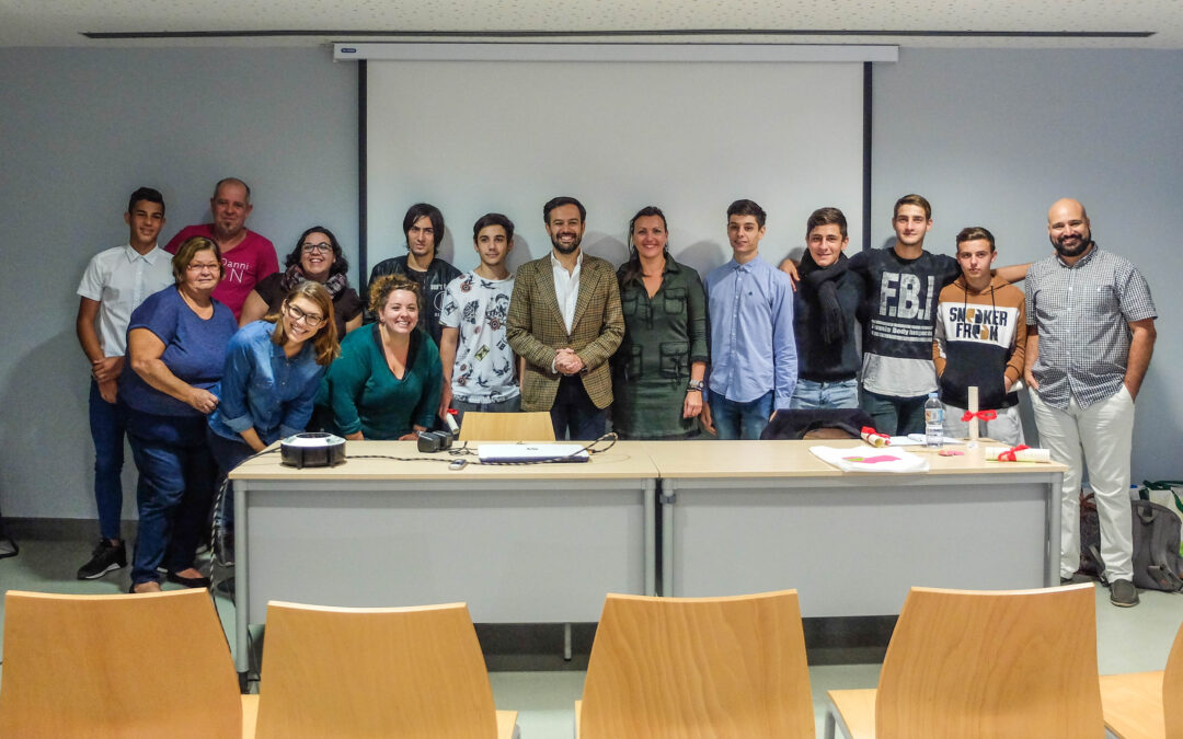 Siete jóvenes del Proyecto Gusanillo terminan sus estudios en hostelería