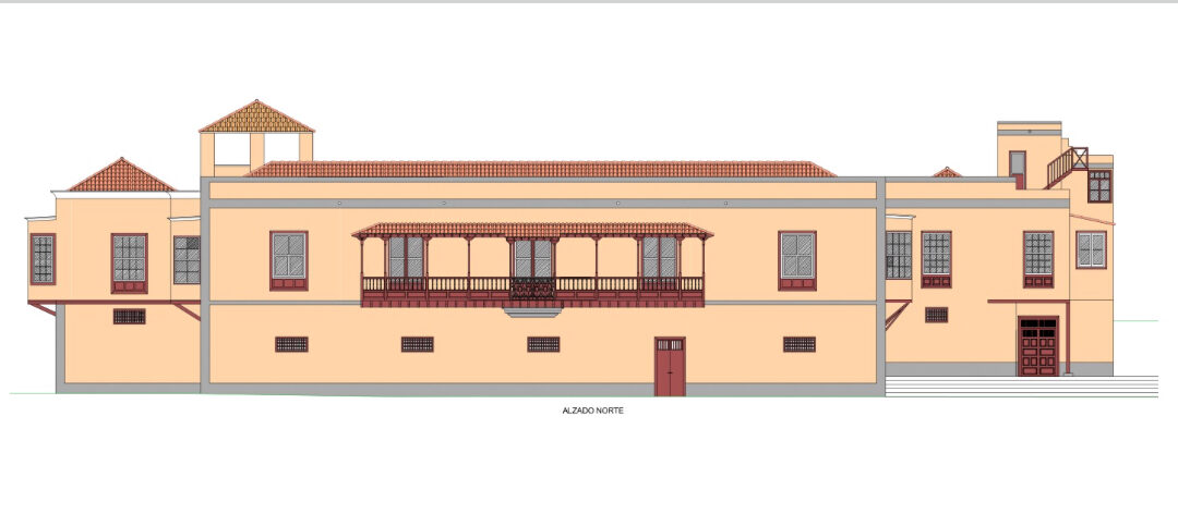 El Consorcio urbanístico de Puerto de la Cruz adjudica la rehabilitación de la Casa Tolosa