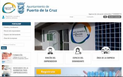 La concejalía de Empleo pone en marcha un nuevo portal de empleo