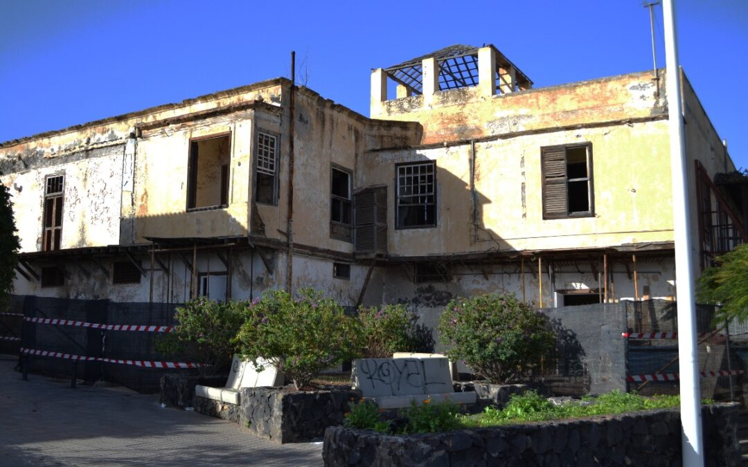 El Consorcio urbanístico inicia la obra de rehabilitación de la Casa Tolosa