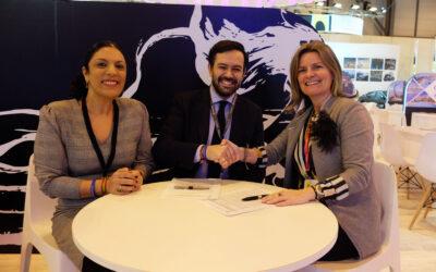 El Ayuntamiento del Puerto de la Cruz y Turisfera firman un convenio de colaboración para la promoción y divulgación de la innovación entre las empresas del sector turístico