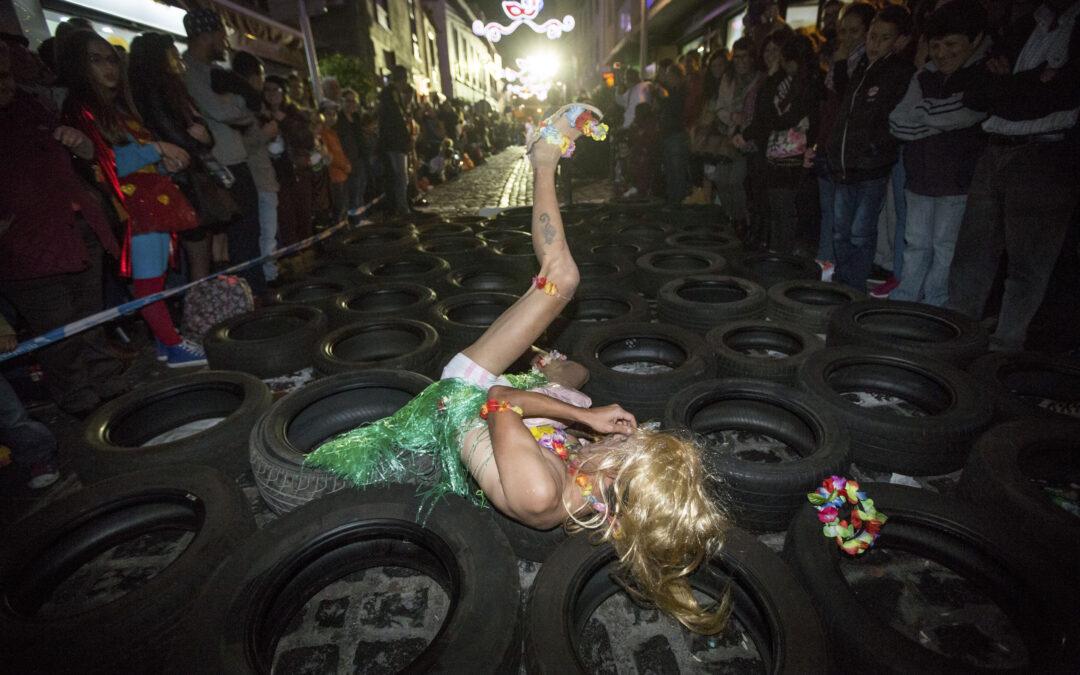 Los tacones tomarán las calles portuenses este viernes