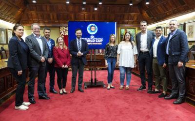 Catorce selecciones del mundial de baloncesto femenino se hospedarán y entrenarán en el Puerto de la Cruz