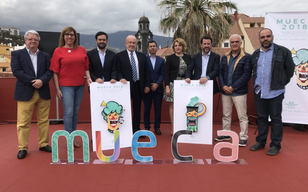 Mueca 2018, la cultura del optimismo