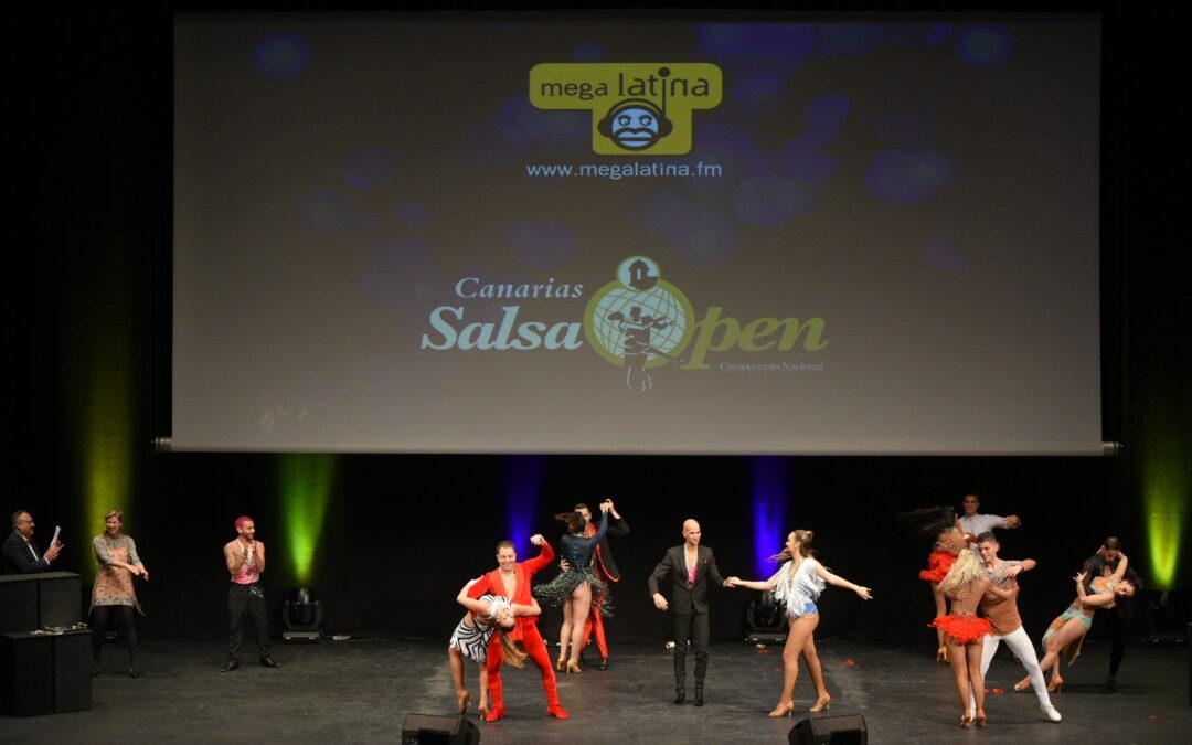 Puerto de la Cruz acoge las finales del Canarias Salsa Open y España Salsa Open