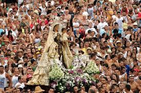 Directo: Embarcación de la Virgen  del Carmen 2018