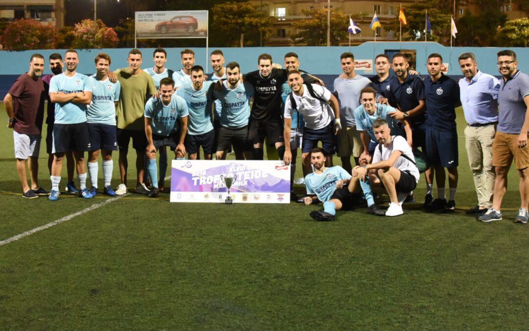 El UD Realejos tercero del Trofeo Teide Markomilk regional