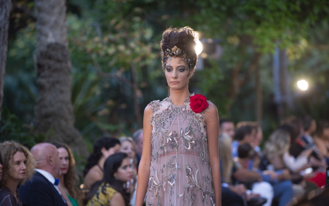 'Marco & María Fashion Show by Mercedes Benz Grupo Rahn' cautiva al Jardín Botánico con una puesta en escena de cuento