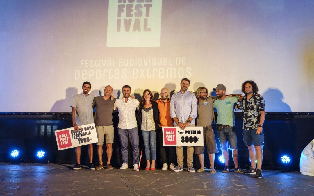 Puerto de la Cruz ya trabaja en la segunda edición del 'RollFestival'