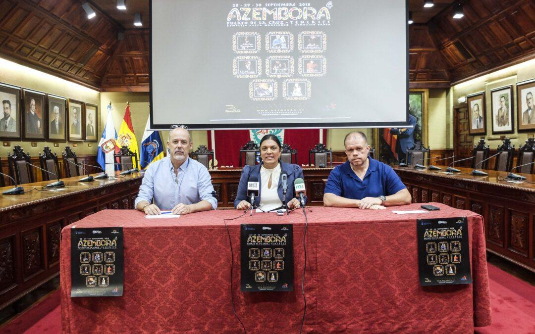 'Azembora Festival' reúne a los mayores exponentes internacionales de Kizomba en el Puerto de la Cruz