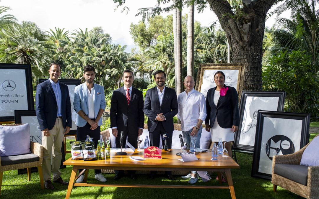 'Marco & María Fashion Show by Mercedes Benz Grupo Rahn' llenará de moda el Jardín Botánico de Puerto de la Cruz