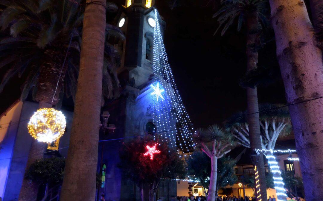 Puerto de la Cruz lucirá nuevo alumbrado navideño
