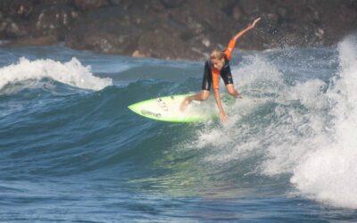 Playa de Martiánez será sede de una prueba del Campeonato de Canarias de Surf Sub 18