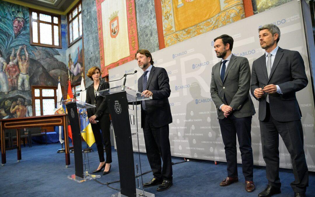 Puerto de la cruz consigue un mill n de euros para for Convenio oficinas y despachos tenerife