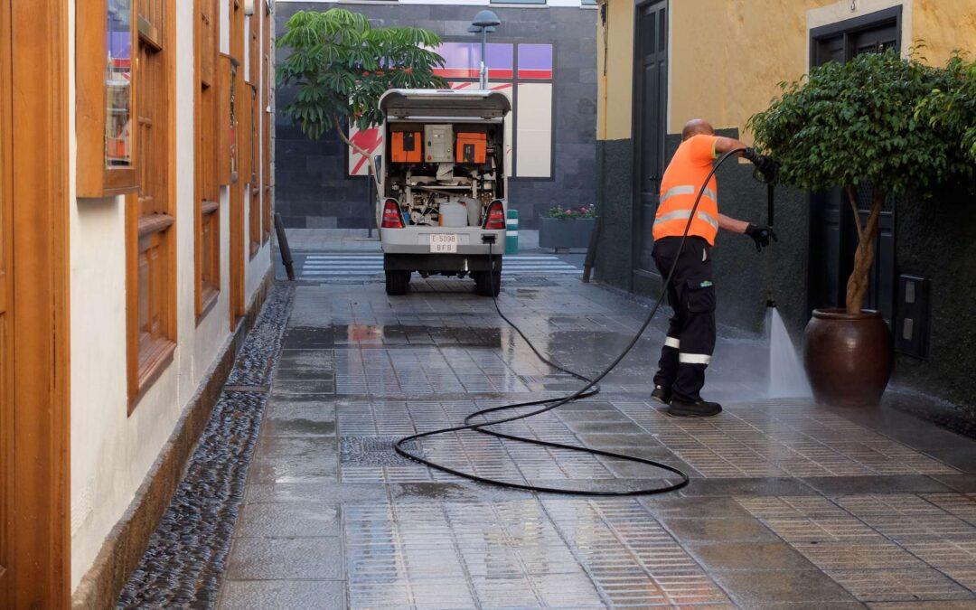 Puerto de la Cruz, primer municipio de Canarias en implantar una tasa por generación en la gestión de residuos
