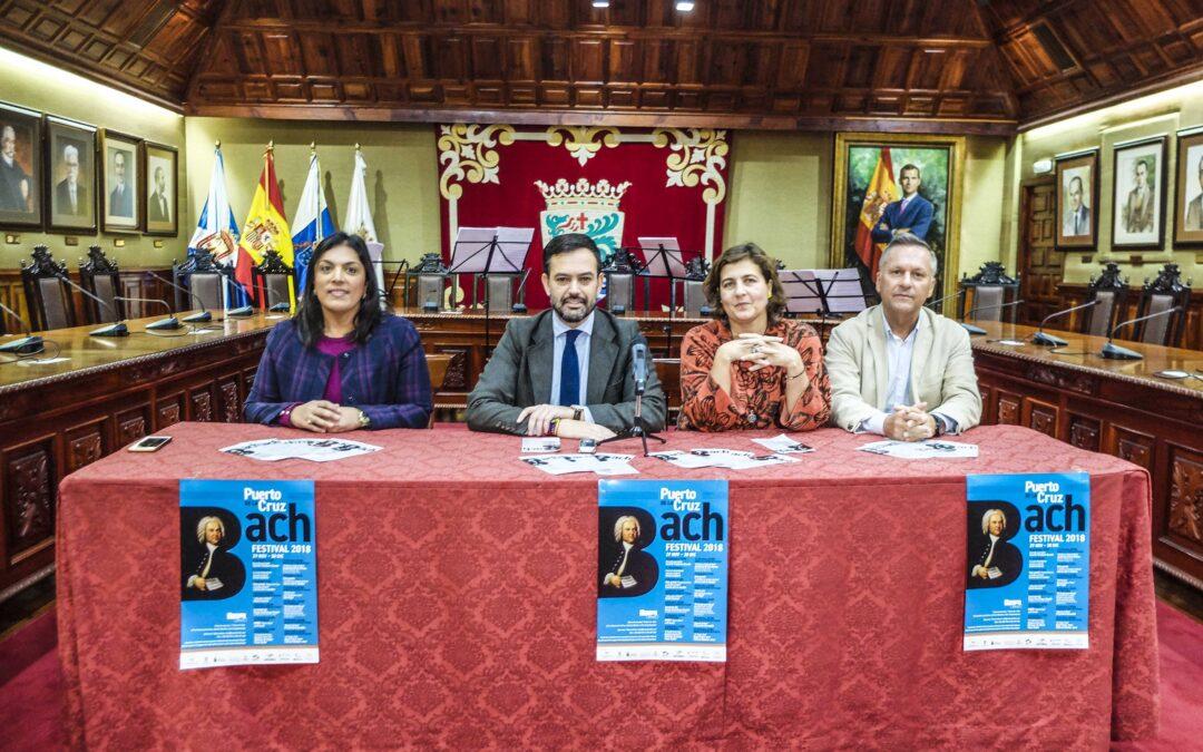 La Reyes Bartlet consolida la sexta edición del Puerto de la Cruz Bach Festival del 5 al 30 de diciembre