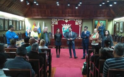 El Ayuntamiento portuense contrata a 41 desempleados de larga duración