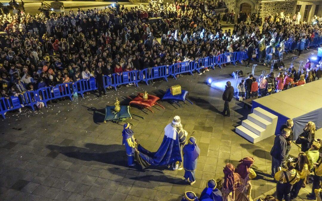 Puerto de la Cruz se prepara para recibir a los Reyes Magos de Oriente