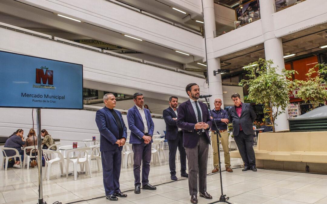 Puerto de la Cruz mejora su Mercado municipal con una subvención de 400.000 euros del Gobierno de Canarias