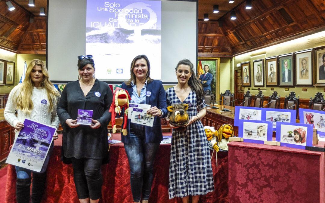 Puerto de la Cruz presenta un mes de actividades en torno al Día Internacional de las Mujeres
