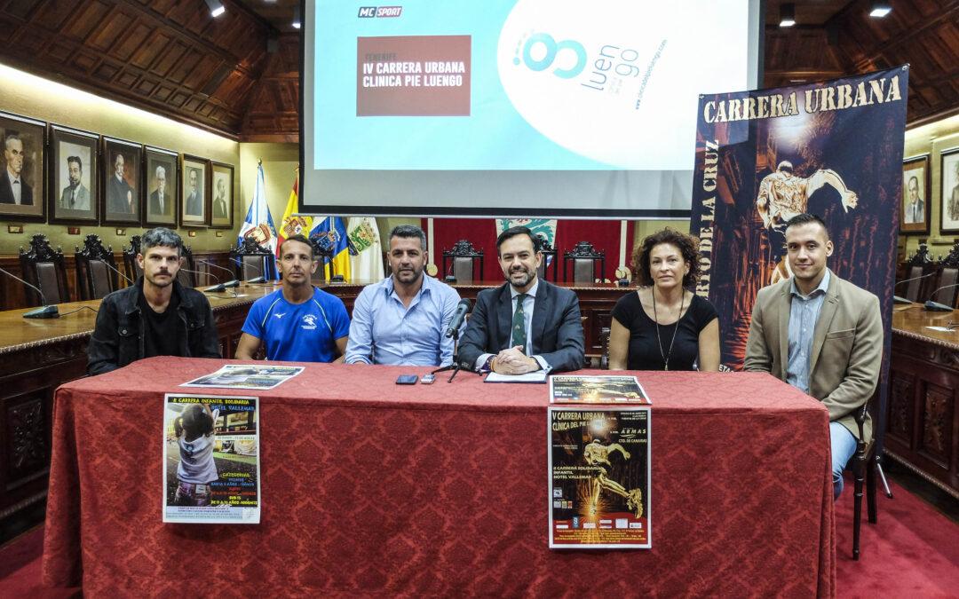 La V Carrera Urbana de Puerto de la Cruz acogerá el campeonato de Canarias en ruta 5 km
