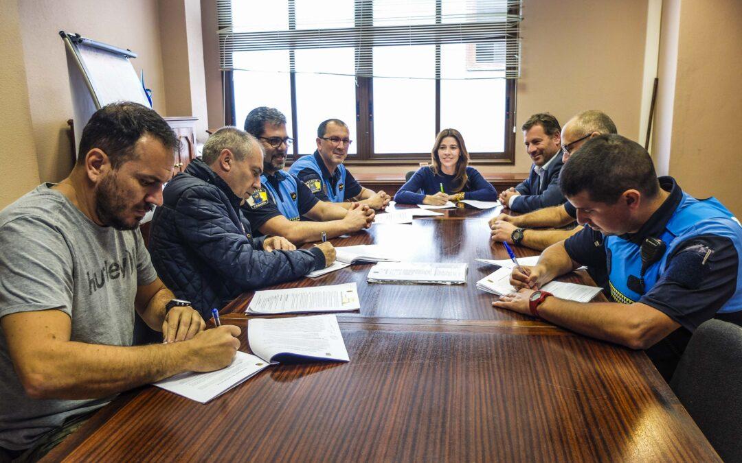 El Gobierno municipal y la Policía Local llegan a un importante acuerdo que mejorará el servicio y la dotación material