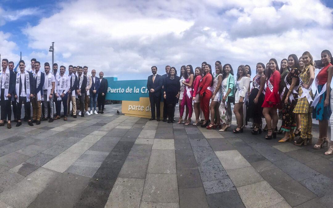 Puerto de la Cruz elige este viernes a los más guapos de la provincia de Tenerife
