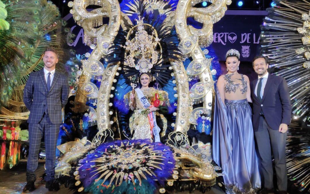 Ya disponibles las bases de la Gala del Trono Infantil y Reina Adulta del Carnaval Internacional 2020 de Puerto de la Cruz