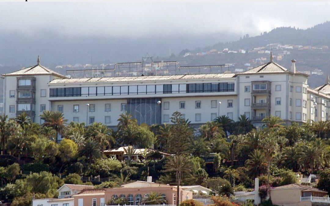 Se adjudica la explotación del Hotel Taoro de Puerto de la Cruz