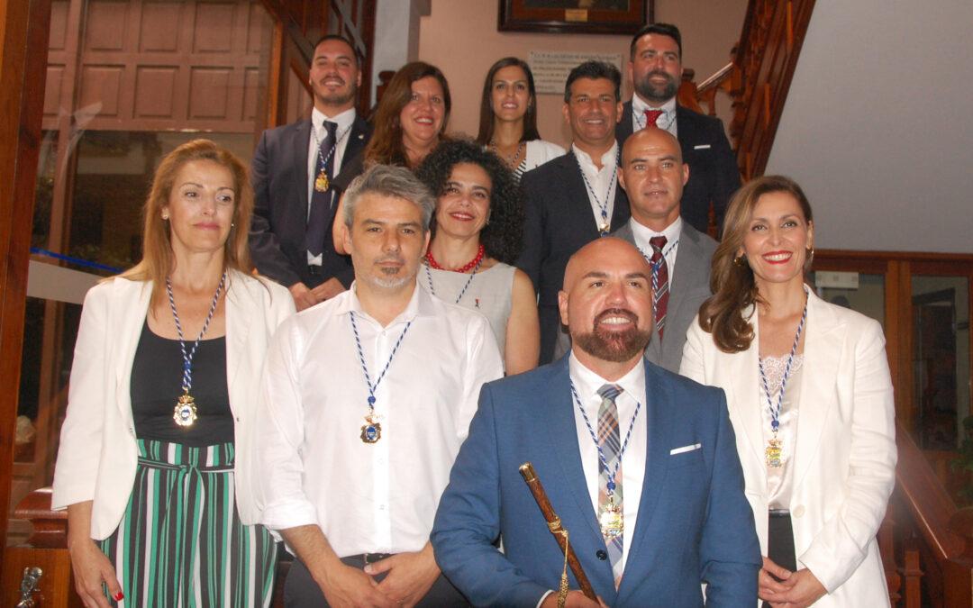 El nuevo gobierno portuense presenta una estructura sólida para dar respuesta a las necesidades del municipio