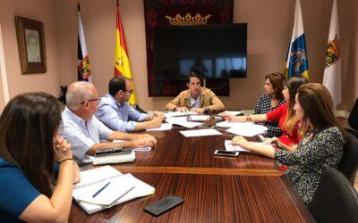 El Ayuntamiento licitará la renovación, mantenimiento y conservación de los Parques Infantiles