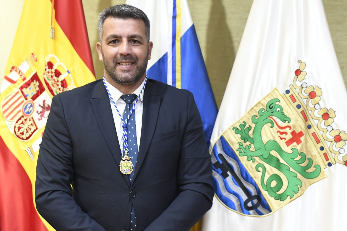 D. LUIS JAVIER GONZÁLEZ HERNÁNDEZ