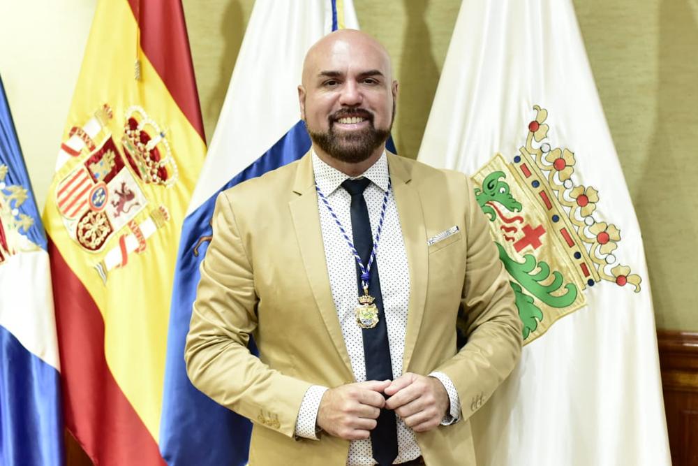 D. MARCO ANTONIO GONZÁLEZ MESA