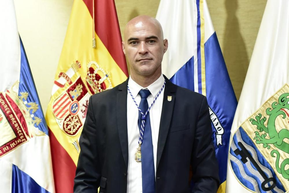 D. JONÁS SANTANA ALONSO