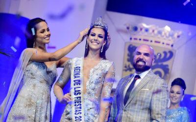 Idayra Borges Tena, reina de las Grandes Fiestas de Julio 2019