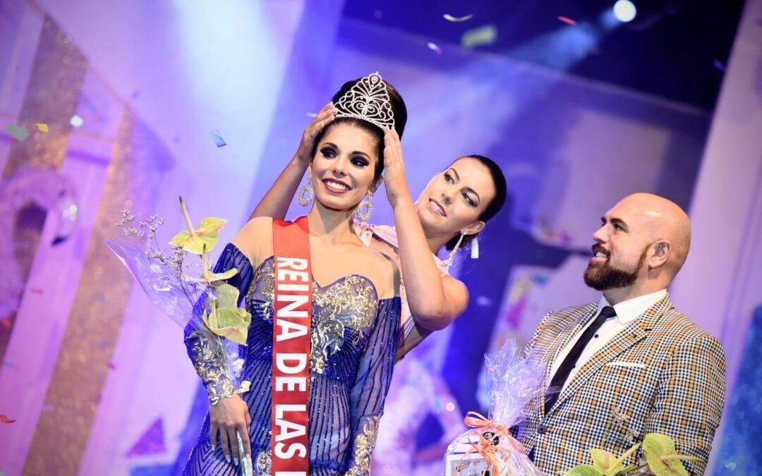 Ariadna Hernández, reina de las Fiestas de La Vera 2019